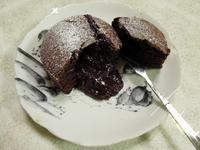 熔岩巧克力蛋糕♥Oly*