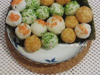 日式綜合小本丸 (寶寶副食品/手指食物)