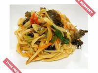 「蔬菜炒麵」