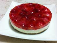 草莓凍起司蛋糕