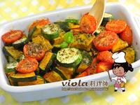 烤蔬菜-年菜料理之清爽多纖版