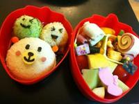 [親子食堂] 小熊野餐便當