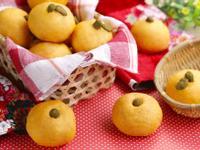 大「吉」大利橘子造型麵包_麥典麵包專用粉
