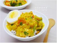 印度蔬食咖哩