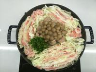 千層高麗菜豬肉鍋