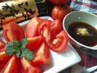 薑汁醬味紅蕃茄【淬釀手路菜】