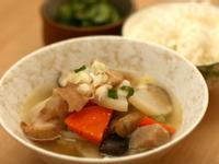 【深夜食堂】豬肉味噌湯
