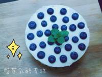 免烤::藍莓生乳酪蛋糕
