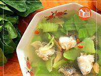 【集鮮屋】芥菜龍膽石斑魚湯