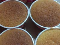 杯子海綿蛋糕