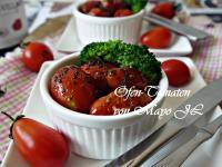 烤香草油漬小蕃茄
