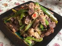♡青椒牛肉炒飯♡