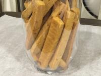 【 煮婦廚房】黑糖牛奶棒 寶寶磨牙餅