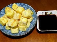 炸金黃雞蛋豆腐