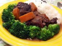 紅酒燉牛肉 (簡易版)