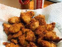少油蒜香鹹酥雞