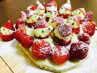 🇨🇦聖誕老公公 草莓鬆餅