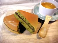 《零奌五掏甲BO》萬用鍋版-抹茶可可蛋糕