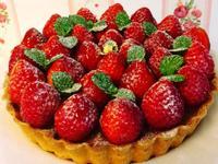 Tarte Aux Fraises草莓塔