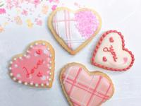 【Tomiz小食堂】粉色系愛心糖霜餅乾