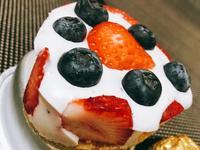 雙莓慕斯派塔 (免烤)