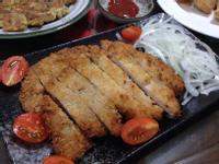 日式黃金炸豬排