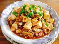 麻婆豆腐一超簡單,家常料理