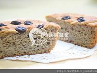 葡萄乾燕麥米麵包(無奶蛋無麵粉小麥蛋白)