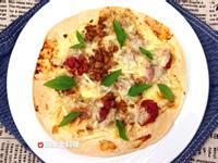 義式蕃茄肉醬披薩(偷呷步)