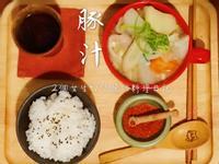 日本家庭料理-深夜食堂「豚汁」