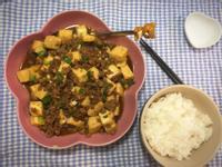沙茶雞蛋豆腐炒肉末