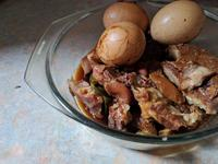 一鍋滷肉+雞蛋