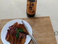 薑燒豬心  (淬釀手路菜)
