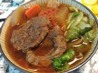 蕃茄牛肉湯麵