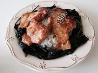 阿嬤の味 豬肉排飯