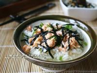 深夜食堂~鮭魚茶泡飯