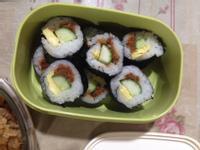 親子(野餐)料理─海苔捲壽司