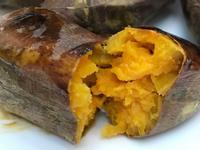 烤地瓜(不乾硬,帶蜜汁)