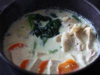 豆乳味噌雞肉鍋