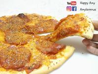 自製薄餅 Pizza