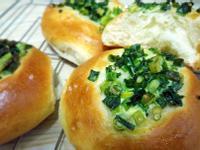 【台式麵包】蔥ㄚ胖