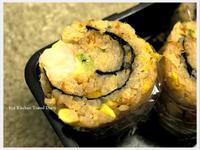 【深夜食堂】鮭魚蝦仁壽司