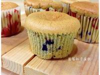 藍莓杯子蛋糕  ~附『實作影片』~