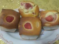 🍓草莓馬芬蛋糕🍓