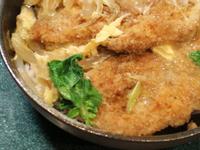 雞排蓋飯チキンカツ丼(免炸)