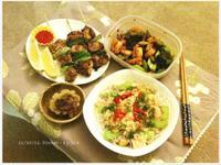 【深夜食堂】黑胡椒雞肉串