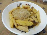 糖醋菇菇肉布丁冷凍蛋料理冷凍卵の作り方