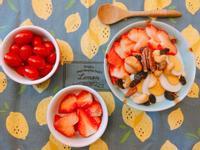 美好早餐提案-清爽水果穀片盅(免開伙)