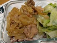 洋蔥燉豬肉 電鍋版