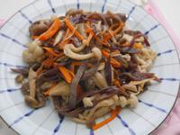 鮮菇木耳絲